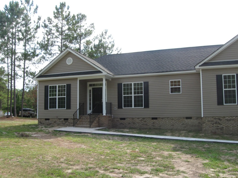 Custom Homes New Homes Greeleyville Kingstree Sumter